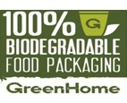 100% Biodegradable Food Packaging GreenHome